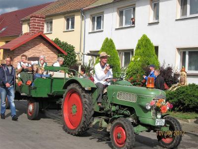 Fotoalbum 22 Erntefest in Wehnsdorf