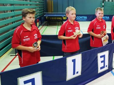 Fotoalbum Tischtennis-Nachwuchs-Stadtmeisterschaft