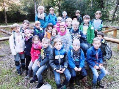 Fotoalbum Wandertag der Klasse 2