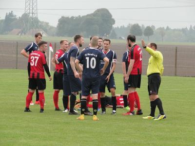Fotoalbum FC Marwitz - Häsener SV