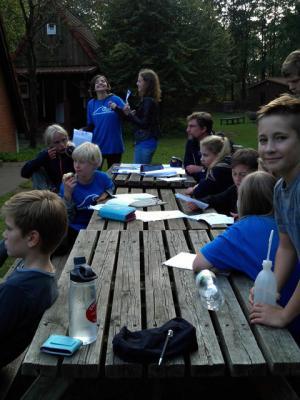 Fotoalbum Wassercamp: Lagerleben und Freizeit