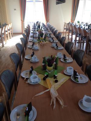 Fotoalbum Pfarrfamilien- und Seniorennachmittag in Weinberg