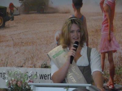 Fotoalbum Zeugnisübergabe an die Junglandwirte 28.09.2017