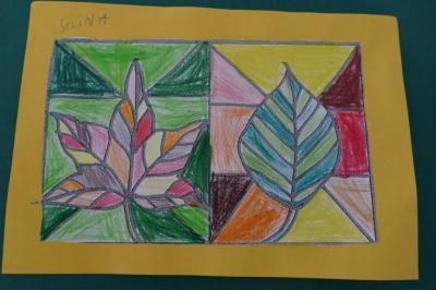 Fotoalbum Kunst Klasse 1/2