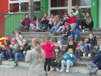 Fotoalbum Herbstprojekt der Schuleingangsphase