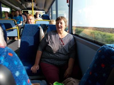 Fotoalbum Busfahrt Heimatverein Rhina e.V.