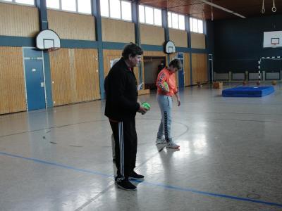 Fotoalbum Handball-Aktionstag für die 4. Klasse