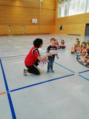 Fotoalbum 5. Handballtag