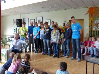 Fotoalbum Special Olympics in Osterburg
