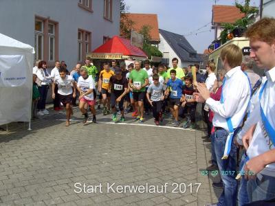 Fotoalbum Kerwelauf 2017
