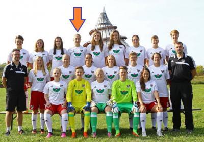 Fotoalbum Magdeburger FFC mit Sarah Jacobs ungeschlagen auf Platz zwei in der Frauen-Regionalliga Nordost