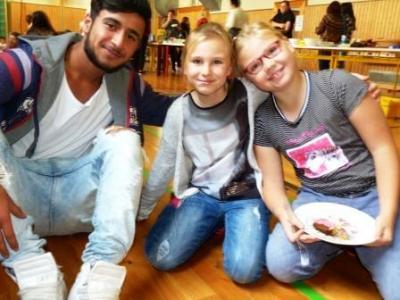 Fotoalbum Frühstück interkulturelle Woche