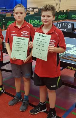 Fotoalbum Landesmeisterschaften-Tischtennis-Nachwuchs