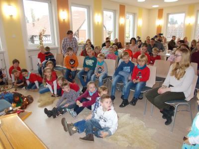 Fotoalbum Märchennachmittag für Kinder und Begleiter 5.11.2017