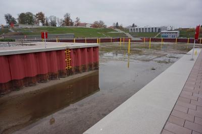 Fotoalbum Wasser im Großräschener Hafen