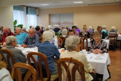 Fotoalbum Wahl eines neuen Vorstandes beim AWO Ortsverein Wittenberge