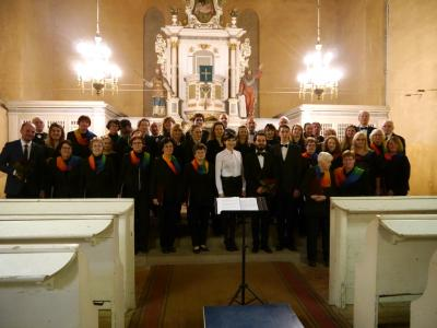 Fotoalbum Charles Gounod Messe Brève Nr. 7 in C