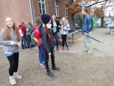 Fotoalbum Exkursion der Klassen 5 und 6 nach Berlin/ Technikmuseum