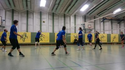 Fotoalbum Francke-Derby Volleyball