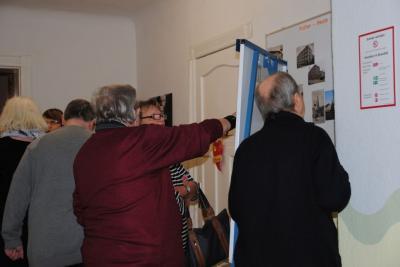 Fotoalbum Eröffnung der Fotoausstellung der AWO Tagesstätte in Pritzwalk