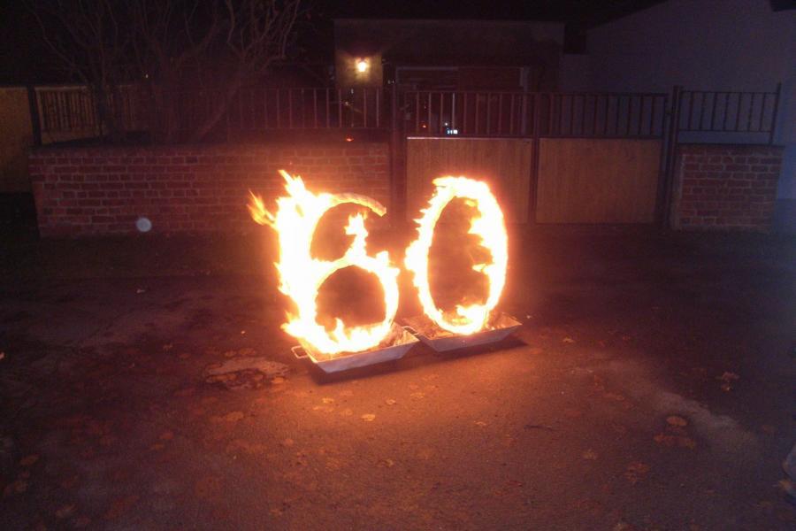 Freiwillige Feuerwehr Weisen 60 Geburtstag Uwe Maraske