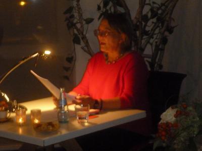 Fotoalbum Literarische Tea-Time: Lesung Uli Aechtner : Mordswetter