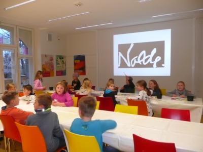 Fotoalbum Die Klase 3 besucht Emil Nolde
