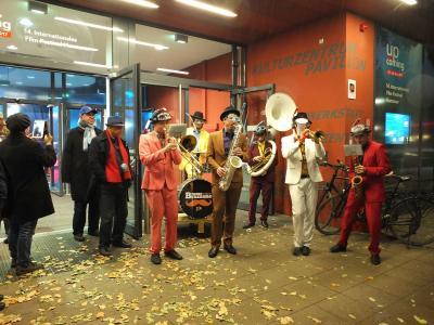 Fotoalbum Eindrücke vom 14. Internationalen Filmfestival in Hannover am 24.11.2017