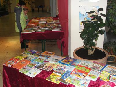 Fotoalbum Bücherflohmarkt