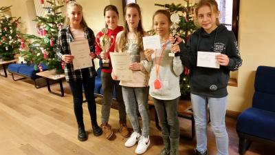 Fotoalbum Auswertung Sportlichste Grundschule Stadt Prenzlau