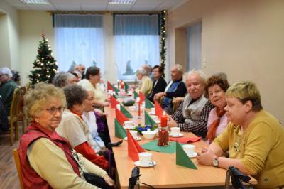 Fotoalbum Klientenweihnachtsfeier der AWO Sozialstation in Wittenberge