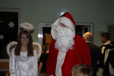 Fotoalbum Weihnachtskonzert an der Oberschule mit Grundschule Glöwen