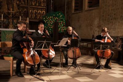 Fotoalbum Benefizkonzert für die Glocken der St. Marienkirche