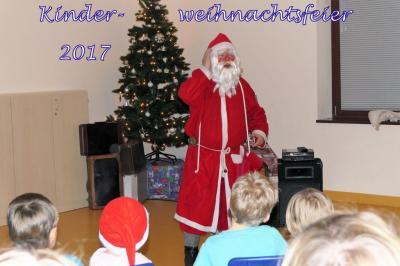 Fotoalbum Kinderweihnachtsfeier