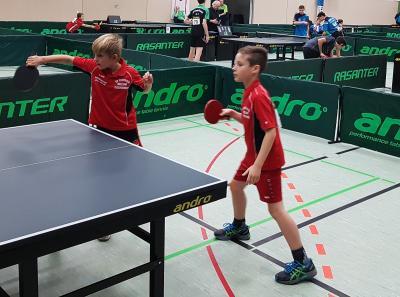 Fotoalbum Tischtennis-Nachwuchslandesmeisterschaften