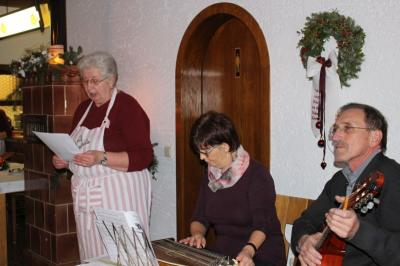 Fotoalbum Seniorenadvent Prackenbach 2017