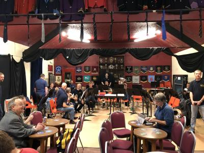 Fotoalbum Bad Vilbeler Brassband Ebrassivo  - goes Glossop! 2017