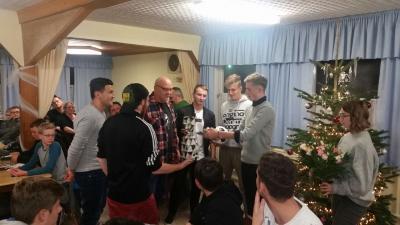 Fotoalbum Weihnachtsfeier 2017 der JFG Oberes Egertal