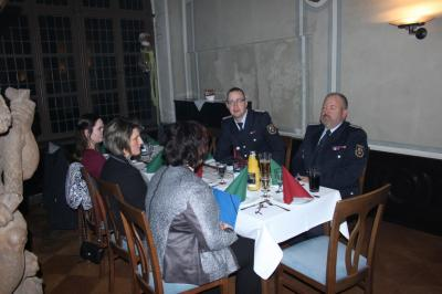 Fotoalbum Feierliche Auszeichnungsveranstaltung für langjährige Mitglieder der freiwilligen Feuerwehren der Gemeinde Plattenburg