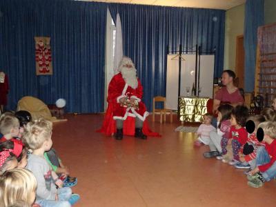 Fotoalbum Der Weihnachtmann kommt