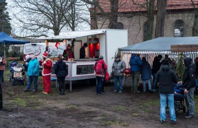 Foto des Albums: Dorfweihnacht in Butzow (14.12.2017)