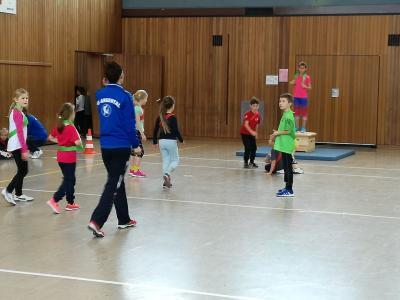 Fotoalbum Handballtag der 2. Klassen in Tettnang
