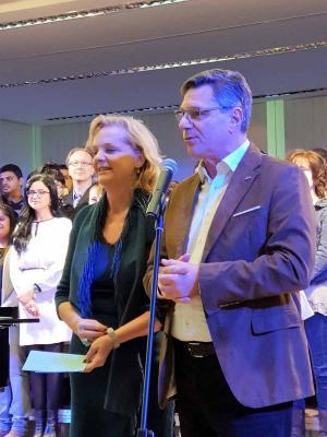 Fotoalbum Chor der Nationen der Musikschule Leverkusen