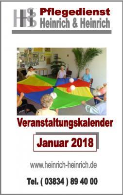 Fotoalbum Veranstaltungen im Januar