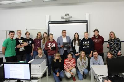 Fotoalbum Virtual Reality in der Schule