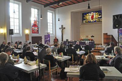 Fotoalbum Synoden der Landeskirche tagt