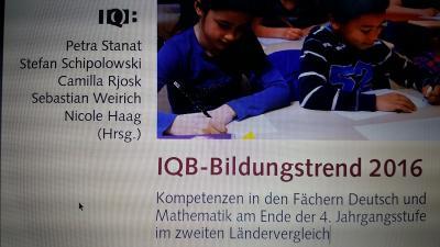 Fotoalbum Ländervergleich: Zörbiger Grundschüler lernen erfolgreich