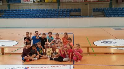 Fotoalbum Pokalsieger der Grundschulen 2017 - Kreis-Kinder-Spiele