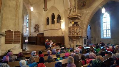 Fotoalbum Weihnachtskonzert - Spendenaktion für das Kinder- und Jugendhospiz in Tambach-Dietharz