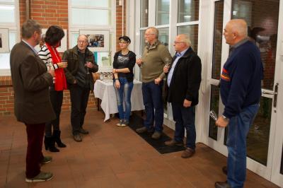Fotoalbum Fotoausstellung im Ludwigsluster Rathaus